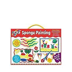 Galt - Sponge Painting