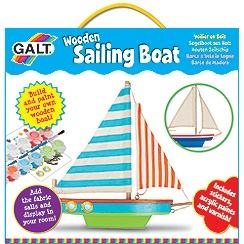 Galt - Wooden Sailing Boat