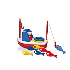 Ambi Toys - Fishing Boat