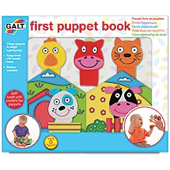 Galt - First Puppet Book