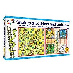 Galt - Snakes Ladders & Ludo