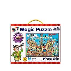 Galt - Magic Puzzle Pirate Ship