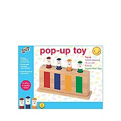 Galt - Wodden Pop Up Toy