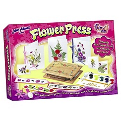 John Adams - B-Crafty Flower Press