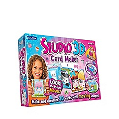 John Adams - Studio 3D Cards Maker