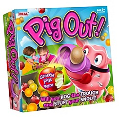 John Adams - Pig Out game