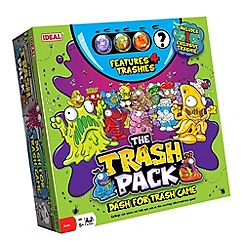 John Adams - The Trash Pack Dash for Trash Board Game