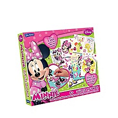 Minnie Mouse - Disney Glitter Mosaics