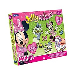 Minnie Mouse - Disney Jelly Stickers