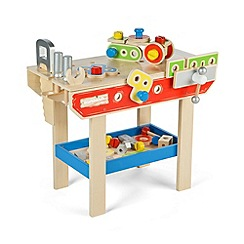 Tidlo - Wooden Workbench