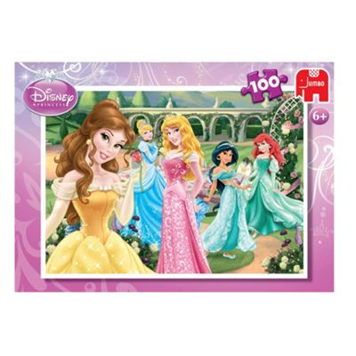 Disney Princess Belle 100 piece puzzle - . -