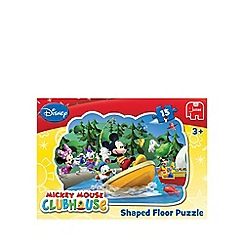 Mickey Mouse Clubhouse - 15 piece shaped floor puzzle