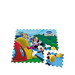 Mickey Mouse Clubhouse - 9 piece giant foam floor puzzle