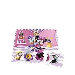 Minnie Mouse - 9piece foam floor puzzle