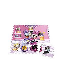 Minnie Mouse - 9piece foam floor puzzle