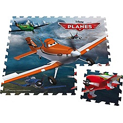 Disney Planes - 9 piece giant foam floor puzzle