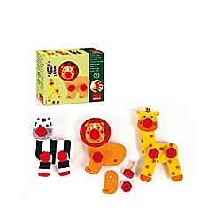 Jumbo - Twist & play wooden toy
