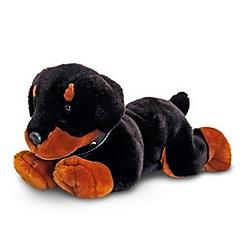 Keel - 50cm Black Puppy