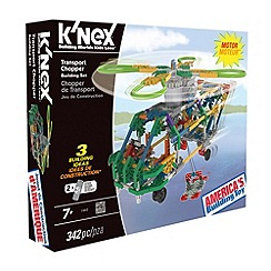 K'Nex - Transport Chopper