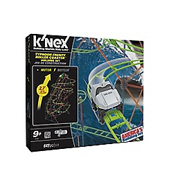 K'Nex - Typhoon Frenzy Roller Coaster