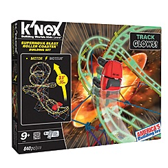 K'Nex - Supernova Blast Roller Coaster