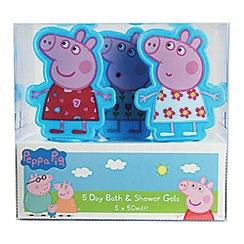 Peppa Pig - 5 Day Bath & Shower Gels