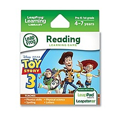 LeapFrog - DisneyPixar: Toy Story 3 Learning Game