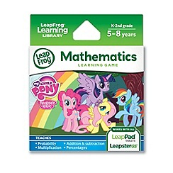 LeapFrog - My Little Pony Friendship is Magic Learning Game