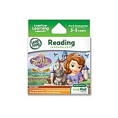 LeapFrog - Disney Sofia the First: Sofia's New Friends Interactive Storybook
