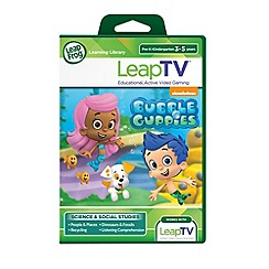 LeapFrog - LeapTV Bubble Guppies Educational, Active Video Game