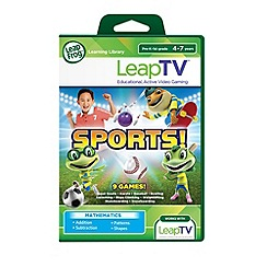 LeapFrog - LeapTV Sports! Educational, Active Video Game
