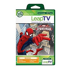 LeapFrog - LeapTV: Marvel's Ultimate Spider-Man Educational, Active Video Game