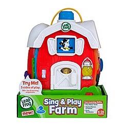LeapFrog - Sing & Play Farm