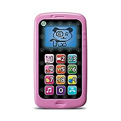 LeapFrog - Chat and Count Smart Phone Violet