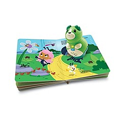LeapFrog - LeapReader Junior Book:  Nickelodeon Bubble Guppies: Bug's Day Out