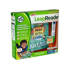 LeapFrog - LeapReader Reading and Writing System Green