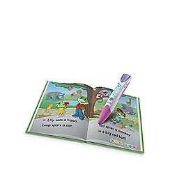 LeapFrog - LeapReader Reading and Writing System Pink