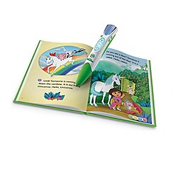 LeapFrog - LeapReader Dora and The Tale of The Unicorn King