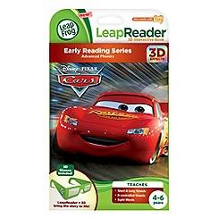 LeapFrog - LeapReader Book: Disney Cars2 3D