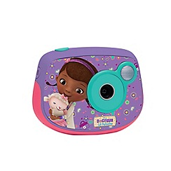 Lexibook - Doc McStuffins digital camera with  1.44
