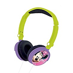 Minnie Mouse Bow-Tique - Stereo Headphones