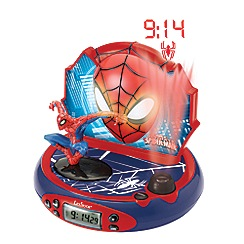 Spider-man - Projector Alarm Clock