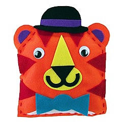 LuMoo - Makemee Carnival Tiger Cushion
