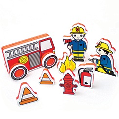 Marbel - MEADOW KIDS Fire Engine Build & Play
