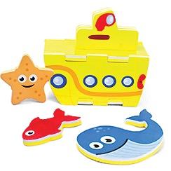 Marbel - MEADOW KIDS Submarine Build & Play