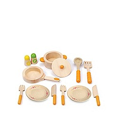 Hape - Gourmet Kitchen Starter Set