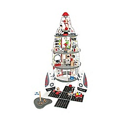 Hape - Discovery Spaceship & Lift Off Rocket