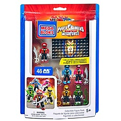 Mega Bloks - Power Rangers Figure Pack