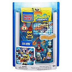 Mega Bloks - Spongebob Squarepants Spongebob Figure Pack