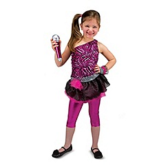 Melissa & Doug - Rock Star Costume